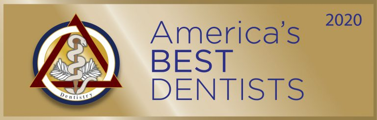 America's Best Dentists 2020 Award
